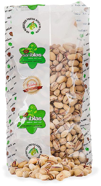 pistachos san blas