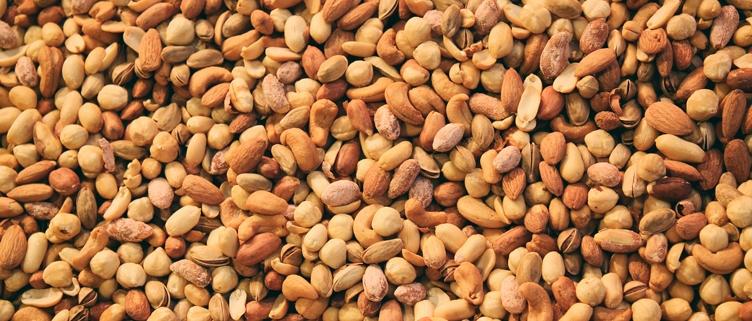frutos secos San Blas